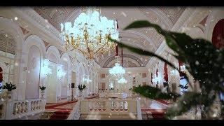 Большой театр поздравляет с праздниками/Bolshoi wishes you Happy Holidays