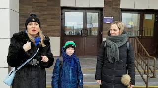 Урок доброты в школе 1542 Москва CODA RUSSIA