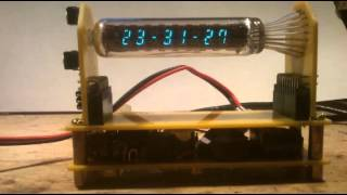 Миниатюрные часы на ВЛИ ИВ-21