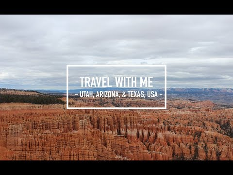 travel with me: western United States