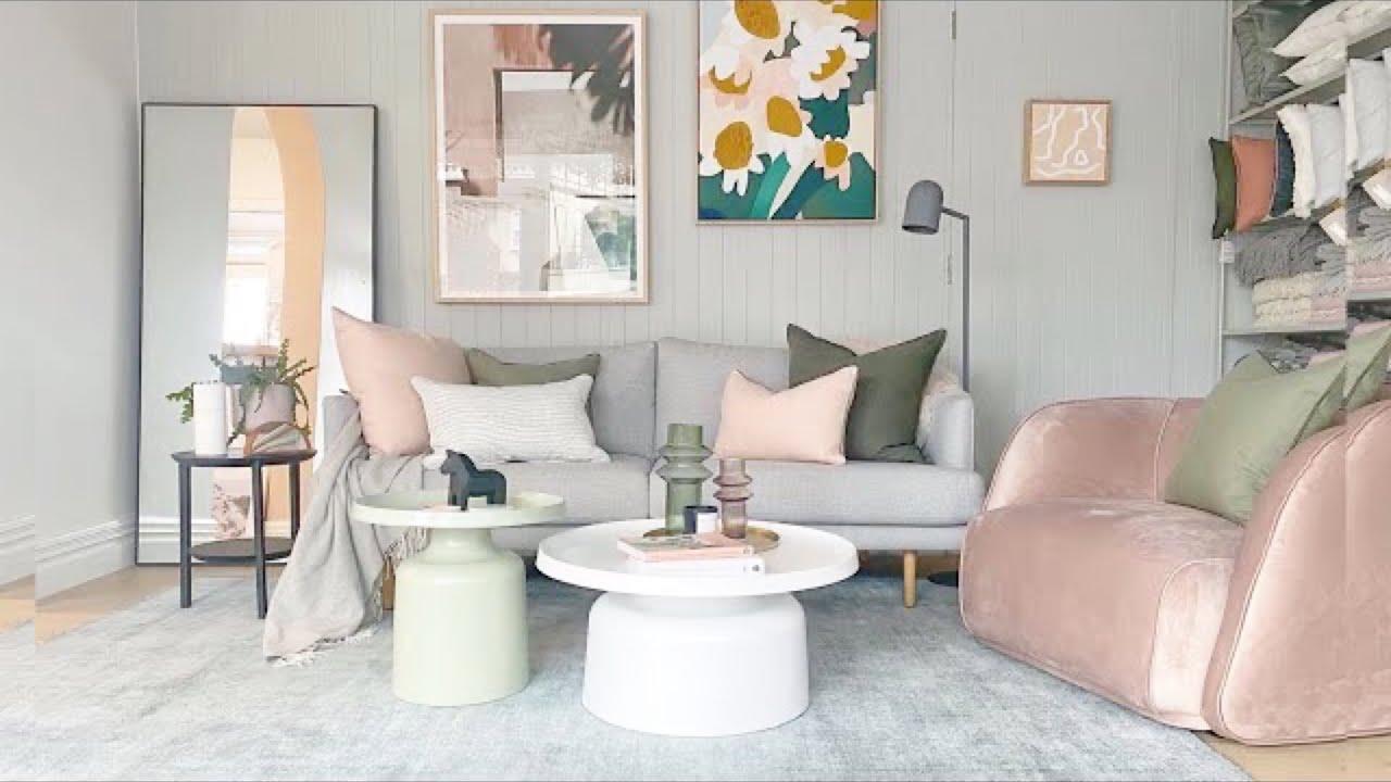Elegant Small Living Room Ideas For Inspiration / Interior Design Trends  20 / HOME DECOR