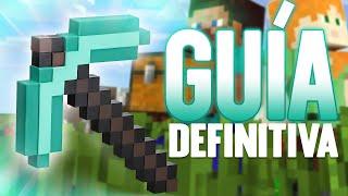 SUPERVIVENCIA BÁSICA LA GUÍA DEFIΝITIVA | Tutoriales Minecraft