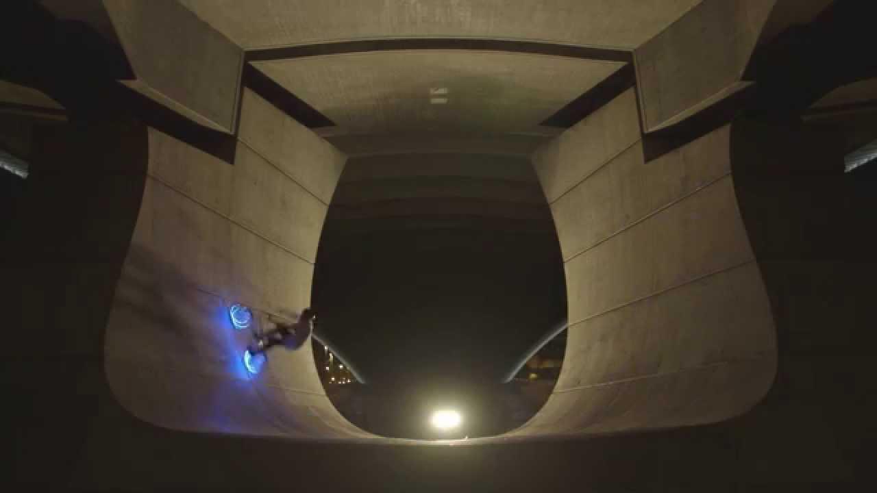 Dan Miler BMX movie - LET THE LIGHT FLOW