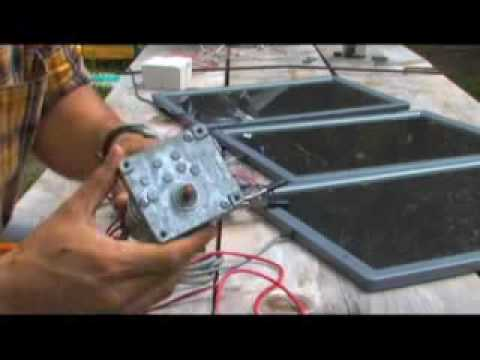 GURATIONS SOLAR POWER DIY GET OFF THE GRID 2 PV PHOTOVOLTAIC.flv