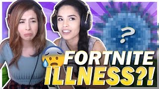 FORTNITE STREAMERS WORST NIGHTMARE?! DUO VICTORY FT. VALKYRAE!