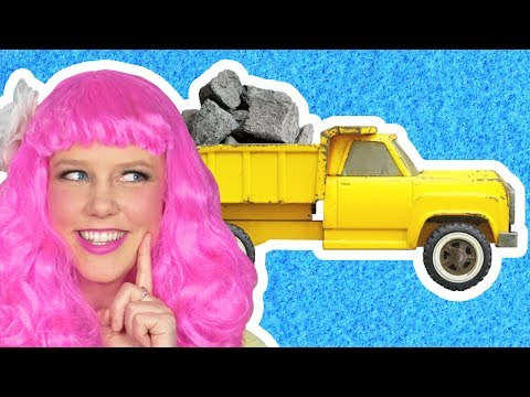Thumbnail: TRUCK SONG | Learn English Words | Songs for Babies | Crazy Smart Baby