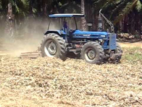 Tractor Ford 6610 Thailand