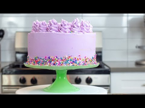 Cake Decorating for Beginners | How to Frost a Cake - YouTube