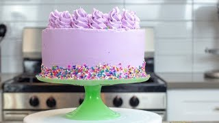 Cake Decorating for Beginners | How to Frost a Cake