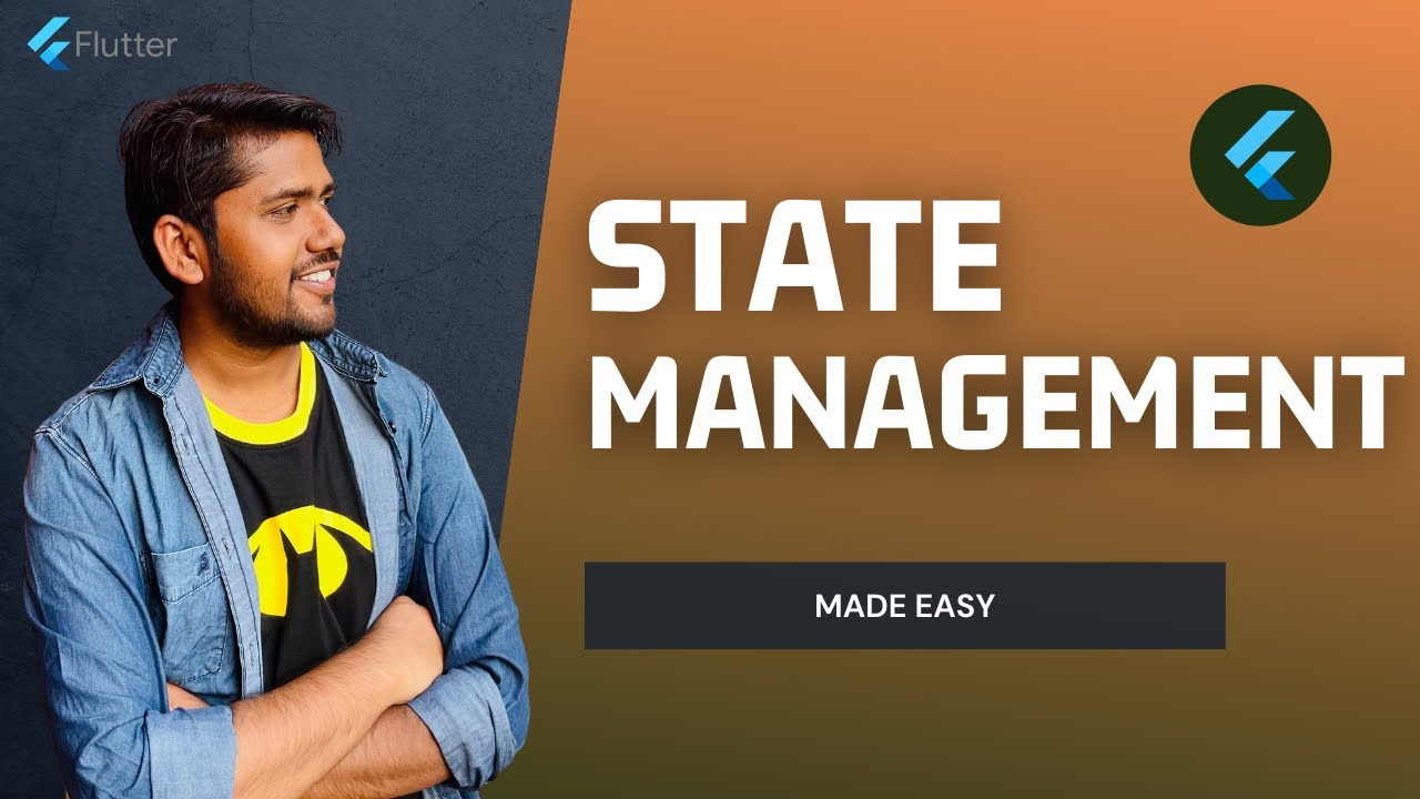 Flutter State Management Made Easy | BMI App