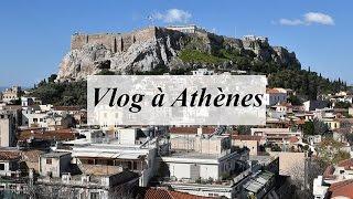 Grèce : Vlog à Athe?nes avec lui