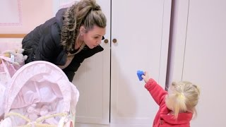 Shopping At Mothercare | Michelle Heaton