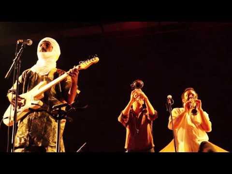 Imidiwen - Live #1 - Institut Français - Bobo Dioulasso - Burkina Faso