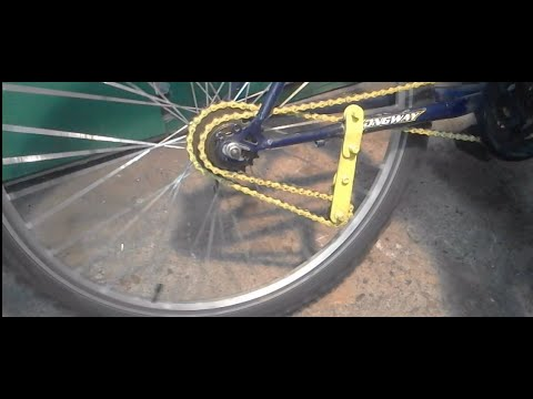 two speed bicycle / rower dwubiegowy / двухскоростной велосипед