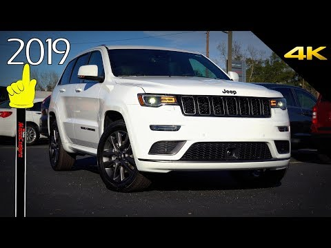 2019 Jeep Grand Cherokee HIGH ALTITUDE 4X4 - Ultimate In-Depth Look in 4K