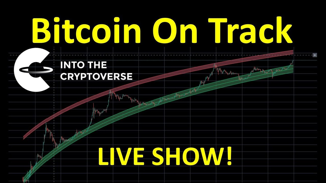 Bitcoin: Cliff dwellers (LIVE SHOW!)