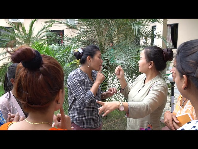 Deaf Women Empowerment Workshop  - Day 3