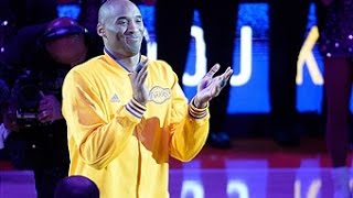 Download Magic Johnson and NBA Greats Pay Tribute to Kobe Bryant Mp3 and Videos