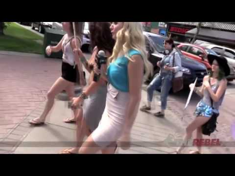 Lauren Southern - Solution to Catcalling