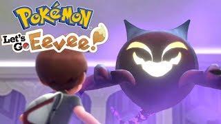 MROCZNE ZJAWY - Pokemon Let's Go Eevee #11 [PO POLSKU]