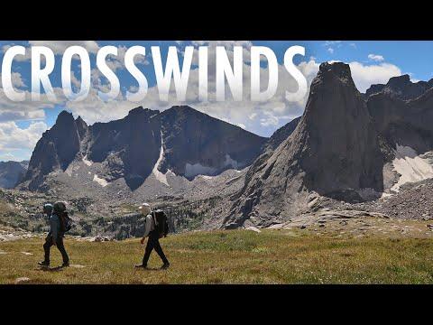 CROSSWINDS: Traversing America's Best Wild Mountain Range