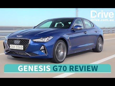 2018 genesis review. plain genesis 2018 genesis g70 first drive review  drivecomau in genesis review