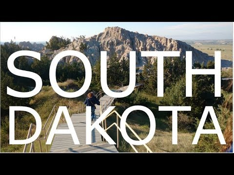 2017 SOUTH DAKOTA ROADTRIP (with itinerary)