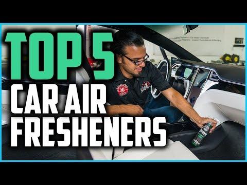 Top 5 Best Car Air Fresheners Of 2019 – Reviews