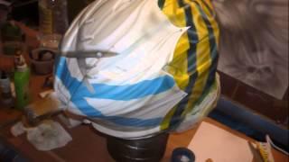 Уроки рисования Аэрография Дмитрий Осокин(Бесплатные уроки по аэрографии. Получите по ссылке: http://goo.gl/sdX3Lb Бесплатные уроки рисования, аэрографии...., 2014-06-23T09:06:19.000Z)