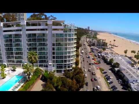 Gorgeous Santa Monica Scenic Condo Complex