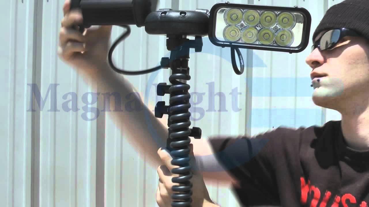 Magnalight WAL-16LED-BP LED Light Tower
