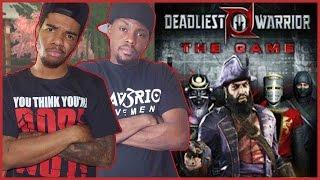 WHO IS THE DEADLIEST WARRIOR??? - Deadliest Warrior (Xbox360) | #ThrowbackThursday