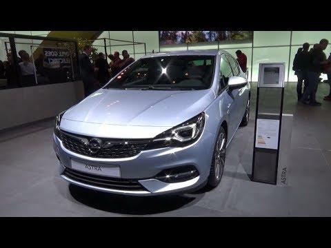 2020 Opel Astra Elegance Exterior And Interior Iaa Frankfurt 2019