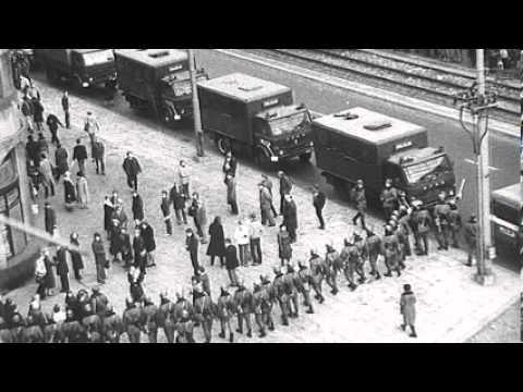 Reżimowe tango - Podziemniacy -  Piosenki Stanu Wojennego