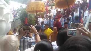 Pháp hội Phowa chuyển di tâm thức chùa Vinh Nghiêm 04 Oct 2015