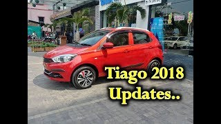 2018 Tata Tiago Updates in हिंदी  | Changes in Interior and Exterior