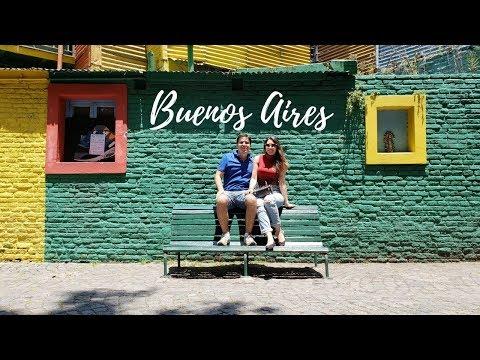 O que fazer em Buenos Aires - Recoleta, Caminito, Casa Rosada, Feira de San Telmo, Puerto Madero.