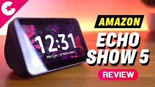 Amazon Echo Show 5 - Unboxing & Review!!