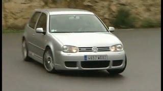 Volkswagen Golf IV R32 (Test - Essai - Reportage) FR 2002