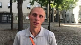 Евгений Рыбаков о своём выступлении на ЧЕ 2018