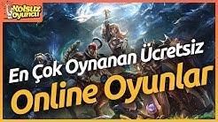 En Çok Oynanan Ücretsiz Online Oyunlar