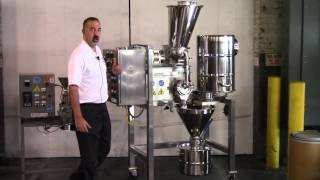 Pharmaceutical Universal Milling System