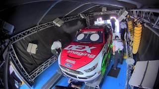 Charlotte Motor Speedway OSS Inspection