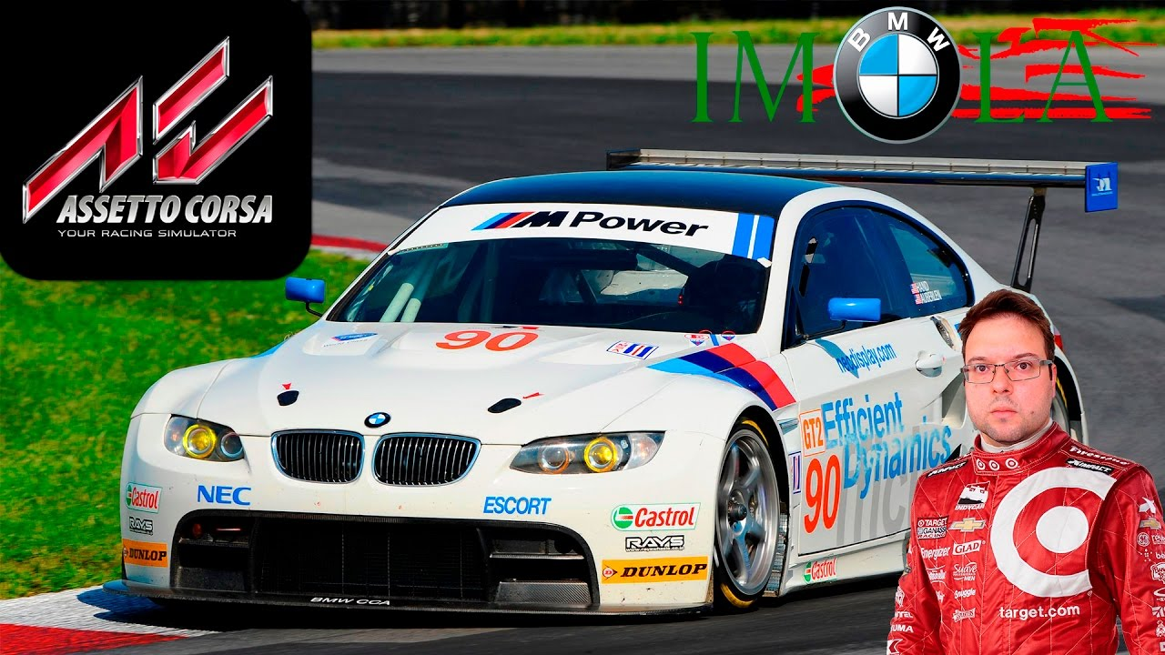 assetto corsa xbox one ps4 bmw gt2 em imola youtube. Black Bedroom Furniture Sets. Home Design Ideas