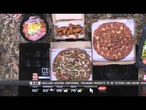 Download Donatos Gluten Free Crust Ingredients PNG