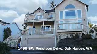 Whidbey Island homes for Rent. 1499 SW Ponsteen Drive, Oak Harbor, WA