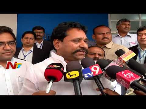 Minister Amarnath Reddy Reacts on BJP Leader Manikya Rao Comments || NTV