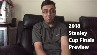 Justin Blvd. Vlogs: Bonus Video #12: 2018 Stanley Cup Finals Matchup + Channel Update