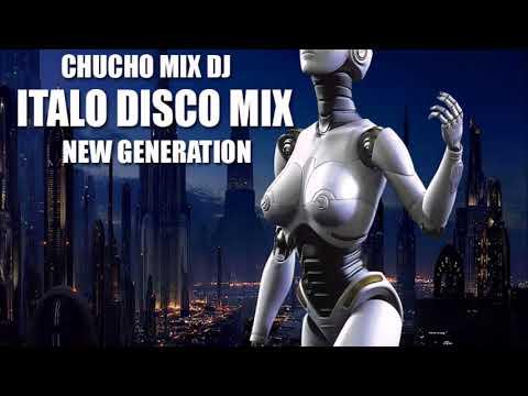 ITALO DISCO NEW GENERATION MIX 2018