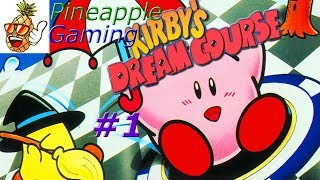 Kirby's Dream Course #1: Kirby's Hesitating(it's a problem)